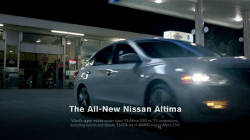 Nissan TV Spot, 'Gas Station Breakup' - Thumbnail 9