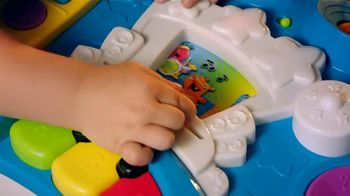 Playskool Rocktivity Table and Rider TV Spot, 'Never Stopping' - Thumbnail 4