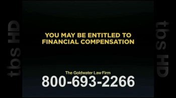 GoldWater Law Firm TV Spot For Hip Repalcement - Thumbnail 4