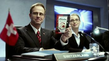 Ricola Duel Action TV Spot, 'Conference'