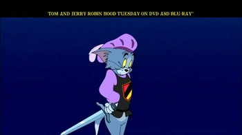 Tom and Jerry: Robin Hood and His Merry Mouse Home Entertainment TV Spot - Thumbnail 4