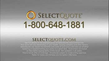 Select Quote TV Spot, 'Human Nature'