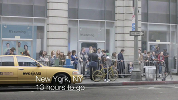 Samsung Galaxy S III TV Spot, 'New York Line' - 135 commercial airings