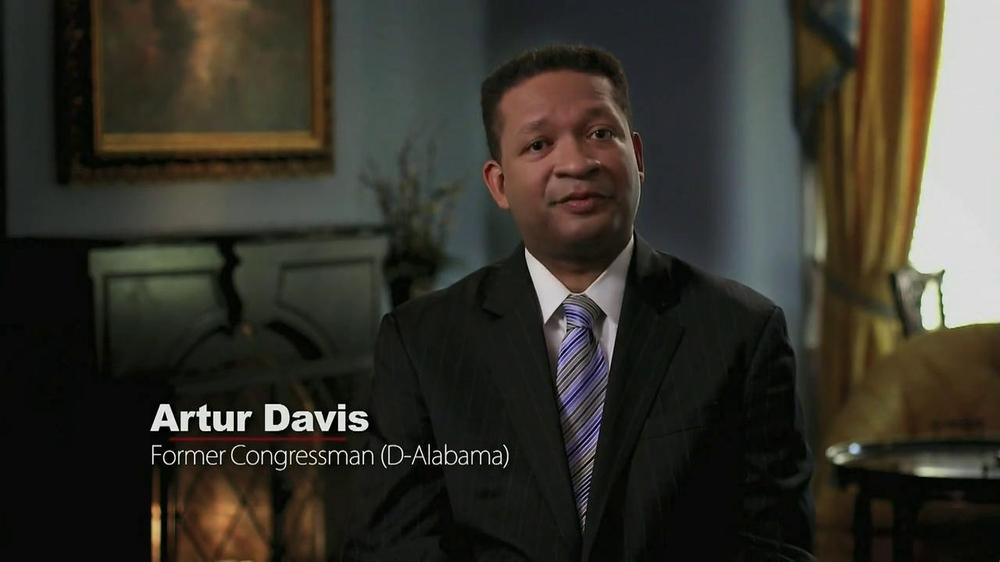 Ending Spending Action Fund TV Commercial Featuring Artur Davis