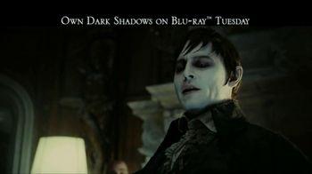 Dark Shadows Blu-ray, DVD Combo Pack TV Spot - 60 commercial airings