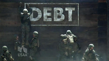 USAA TV Spot, 'Military Family Financial Obstacles' - Thumbnail 1