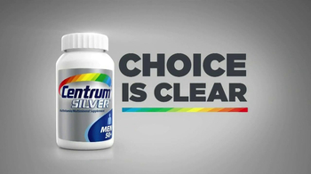 Centrum Silver TV Spot, 'The Choice is Clear' - Thumbnail 7