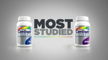 Centrum Silver TV Spot, 'The Choice is Clear' - Thumbnail 4