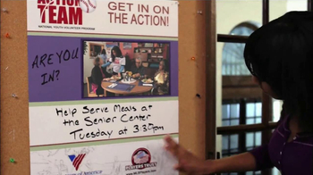 Volunteers of America TV Spot 'Action Team' feat. Michael Young - Thumbnail 10