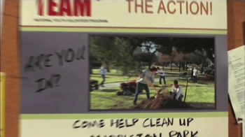 Volunteers of America TV Spot 'Action Team' feat. Michael Young - Thumbnail 2