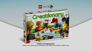 LEGO Creationary TV Spot