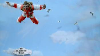 TD Ameritrade TV Spot, 'Skydiving Steve' - Thumbnail 6