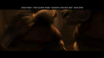 The Clone Wars Season 4 on Blu-Ray and DVD TV Spot - Thumbnail 1