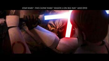 The Clone Wars Season 4 on Blu-Ray and DVD TV Spot - Thumbnail 10