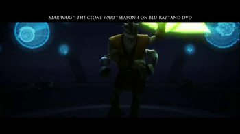 The Clone Wars Season 4 on Blu-Ray and DVD TV Spot - Thumbnail 3