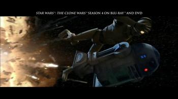 The Clone Wars Season 4 on Blu-Ray and DVD TV Spot - Thumbnail 4