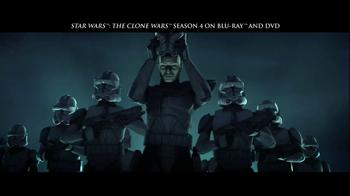 The Clone Wars Season 4 on Blu-Ray and DVD TV Spot - Thumbnail 8