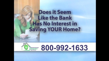 Homeowner Protection Services TV Spot, 'Mortgage Payments' - Thumbnail 2