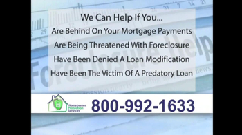 Homeowner Protection Services TV Spot, 'Mortgage Payments' - Thumbnail 6