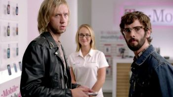 T-Mobile Monthly 4G TV Spot, 'Band' - 1465 commercial airings