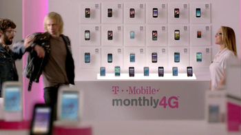 T-Mobile Monthly 4G TV Spot, 'Band' - Thumbnail 1