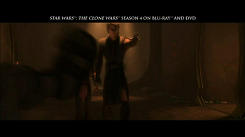 The Clone Wars Season 4 Blu-Ray and DVD TV Spot - Thumbnail 1