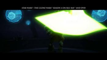 The Clone Wars Season 4 Blu-Ray and DVD TV Spot - Thumbnail 3