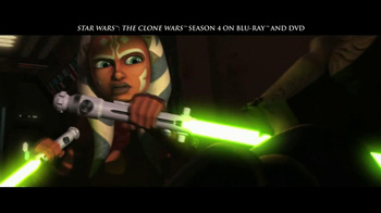 The Clone Wars Season 4 Blu-Ray and DVD TV Spot - Thumbnail 5