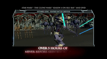 The Clone Wars Season 4 Blu-Ray and DVD TV Spot - Thumbnail 6
