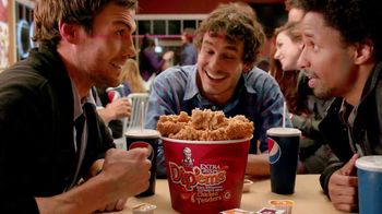 KFC Dip 'Ems TV Spot, 'Now, This is a Party'