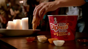 KFC Dip 'Ems TV Spot, 'Now, This is a Party' - Thumbnail 4