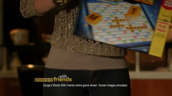 Words With Friends TV Spot, 'Later' - Thumbnail 4