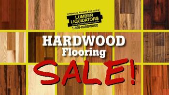Lumber Liquidators TV Spot, 'Hardwood Flooring Sale' - Thumbnail 3