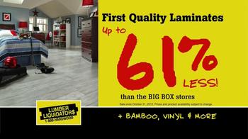 Lumber Liquidators TV Spot, 'Hardwood Flooring Sale' - Thumbnail 5