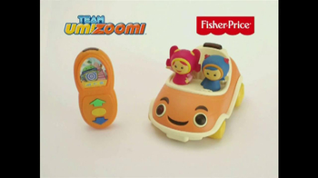 Team Umizoomi Come and Get Us Counting Car TV Spot - Thumbnail 9