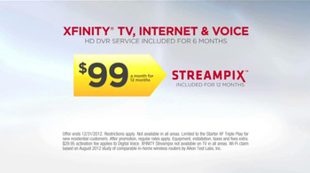 XFINITY TV, Internet and Voice TV Spot, 'The Coping Family: Remodeling' - Thumbnail 7