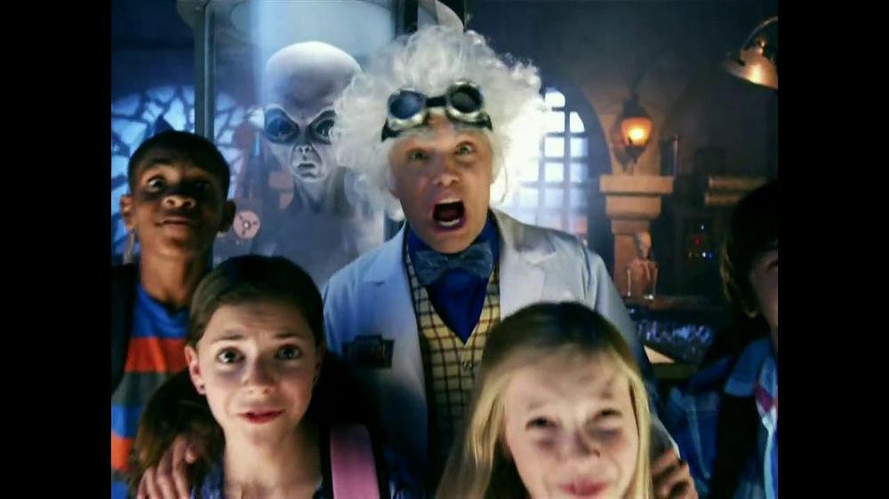 Doctor Dreadful Alien Autopsy TV Spot