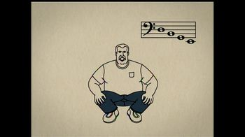 Duluth Ballroom Jeans TV Spot, 'Crouching in Average Jeans'