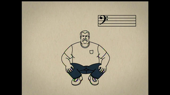 Duluth Ballroom Jeans TV Spot, 'Crouching in Average Jeans' - Thumbnail 5