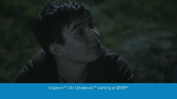 Dell Inspiron 14z Ultrabook TV Spot, 'Star Gazers' Song by Ben Gibbard - Thumbnail 2