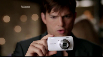 Nikon Coolpix S800C TV Spot Featuring Ashton Kutcher - Thumbnail 4