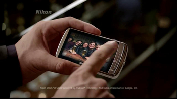 Nikon Coolpix S800C TV Spot Featuring Ashton Kutcher - Thumbnail 5