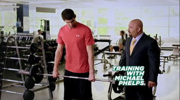 Subway Breakfast TV Spot \'Weightlifting\' Featuring Michael Phelps