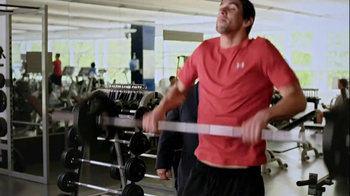 Subway Breakfast TV Spot 'Weightlifting' Featuring Michael Phelps - Thumbnail 3