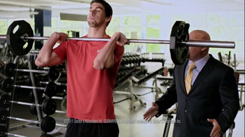 Subway Breakfast TV Spot 'Weightlifting' Featuring Michael Phelps - Thumbnail 4