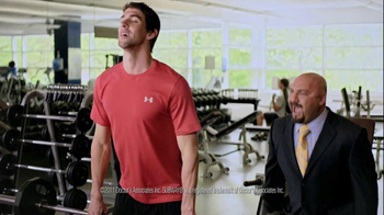 Subway Breakfast TV Spot 'Weightlifting' Featuring Michael Phelps - Thumbnail 5