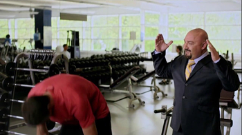 Subway Breakfast TV Spot 'Weightlifting' Featuring Michael Phelps - Thumbnail 6