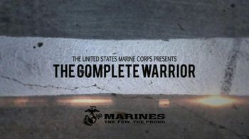 United States Marine Corps TV Spot, 'Complete Warrior'
