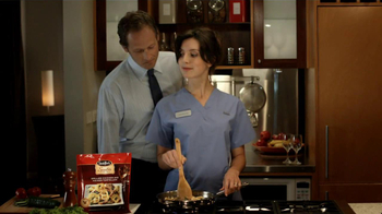 Stouffer's Sautes for Two TV Spot - 1 commercial airings