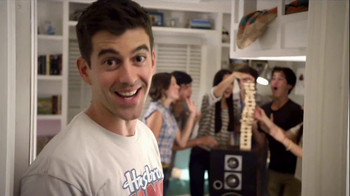 Hasbro Game Night TV Spot, 'Jenga' - 38 commercial airings